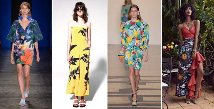 Resultado de imagem para moda verão 2017 feminina