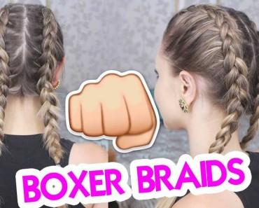 Se você é estilosa e gosta de estar acompanhando as principais tendências da moda não pode deixar de aprender como fazer a trança boxeadora que é o penteado do momento.