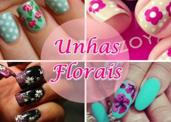 unhas decoradas mais bonitas