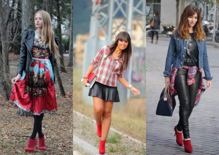 as botas são tendências para o inverno