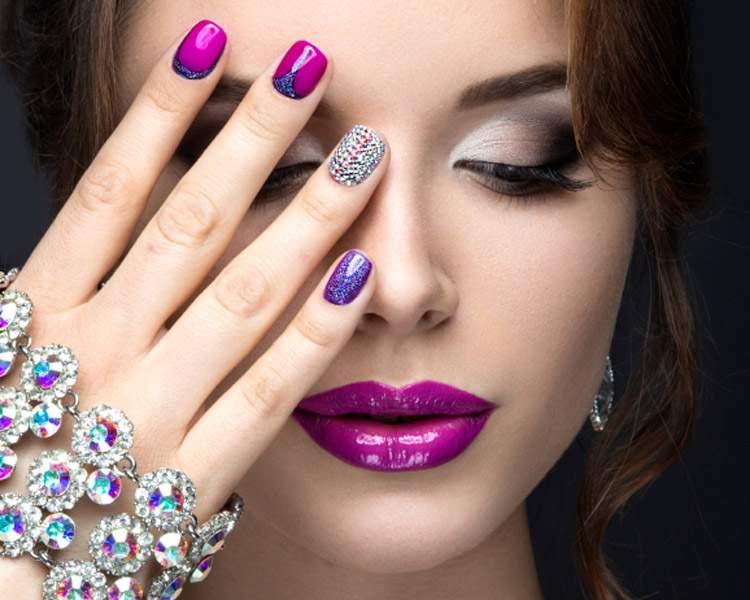 Decora o de unhas passo a passo site de beleza e moda for Decor unhas