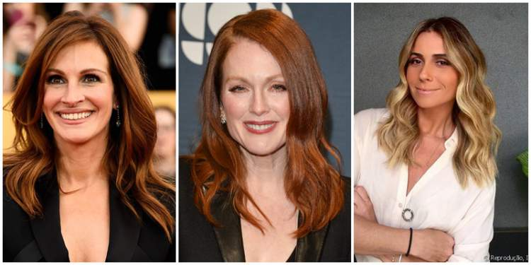 famosas que usam cabelos médios