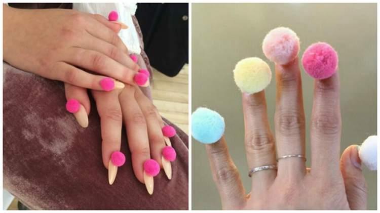 ideias de decoração das unhas