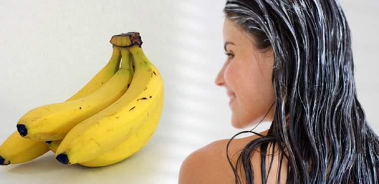 Máscara de Hidratação de Banana