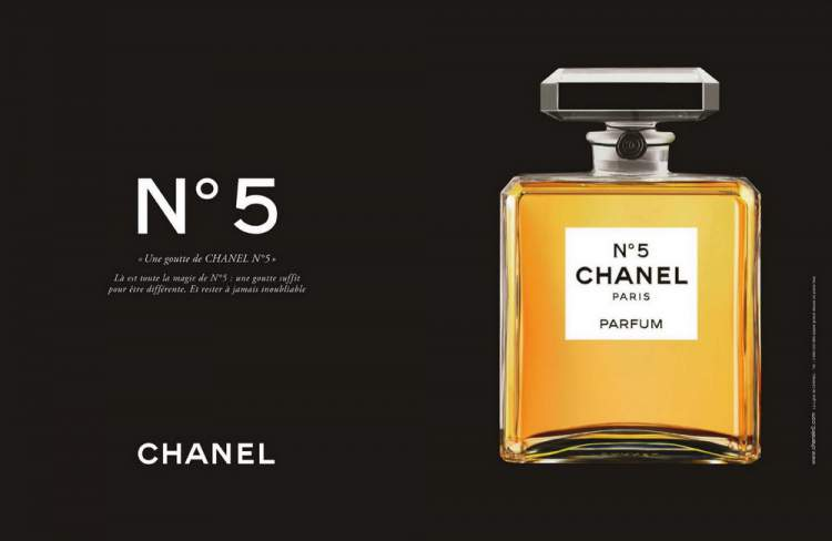 No. 5, Coco Chanel