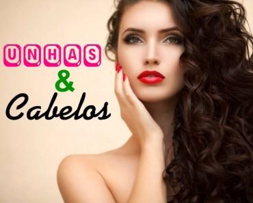 solução para unhas e cabelos fracos