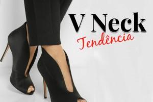 V-Neck é a nova versão do Scarpin