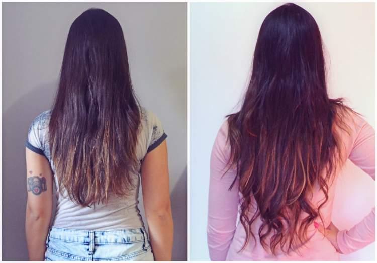 como fazer o cabelo crescer com óleo de rícino