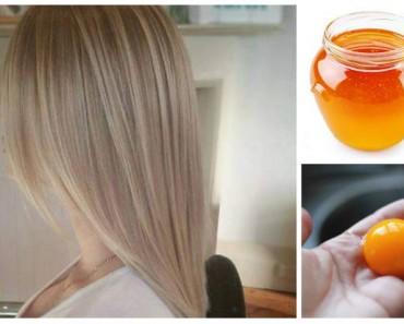 receita caseira para hidratar o cabelo