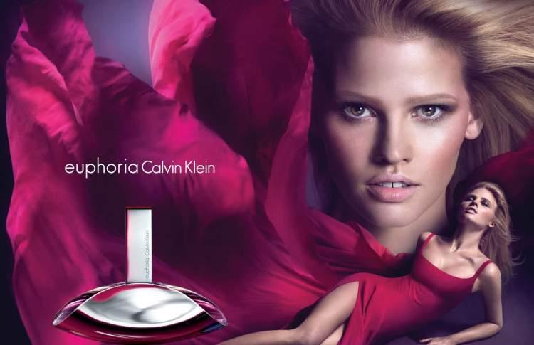Euphoria, da Calvin Klein é um dos melhores perfumes importados femininos