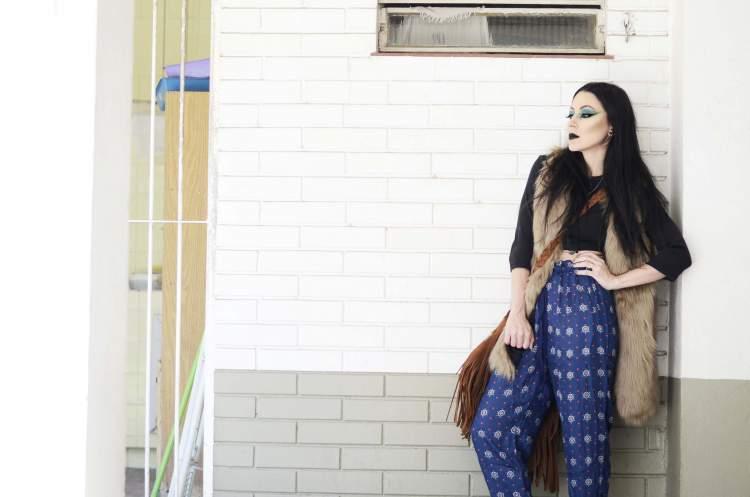 Ideias de look para quem tem estilo hippie/boho