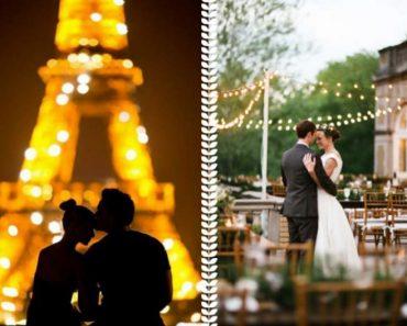 Trocar a festa de casamento por uma viagem