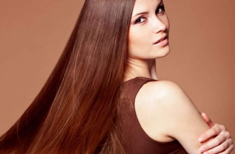 cabelo comprido bonito