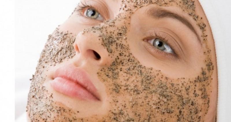 esfoliantes caseiros para o rosto
