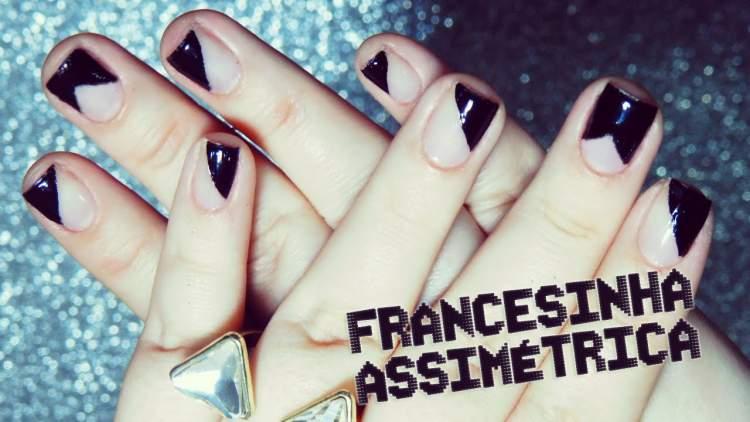 francesinha assimétrica