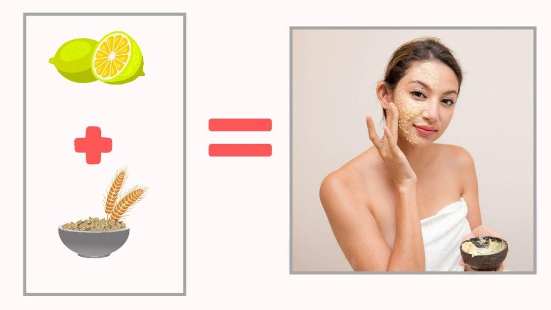 Tratamentos caseiros para pele oleosa com aveia