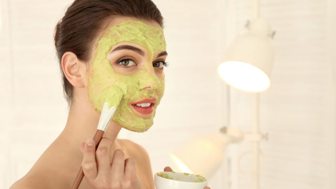 tratamento caseiro para rejuvenescimento da pele com abacate