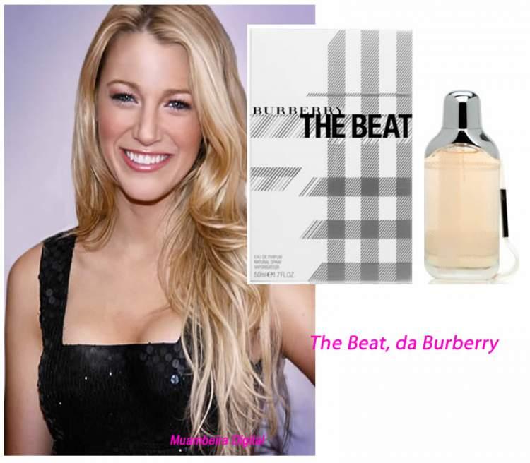 perfume predileto da Blake Lively