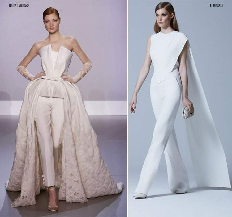 tendência da moda 2017 para noivas