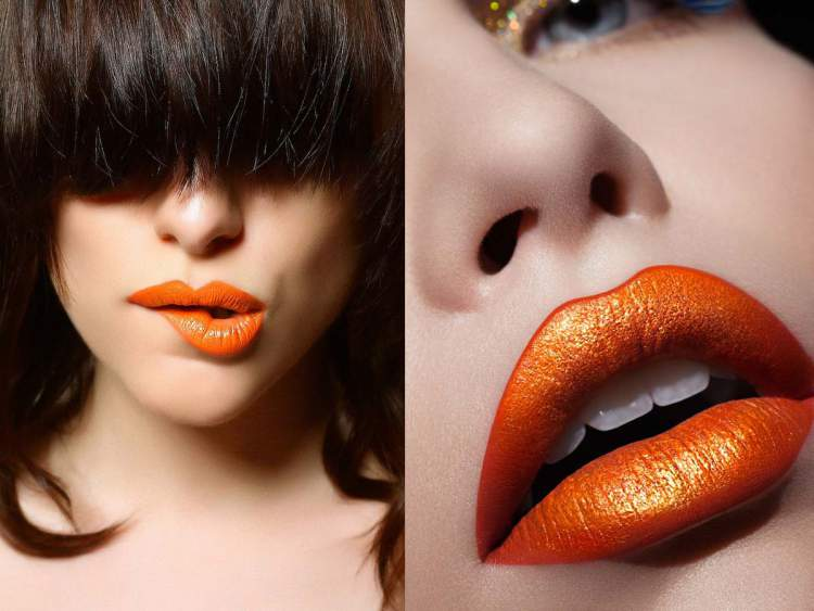 truques para aumentar os lábios com make