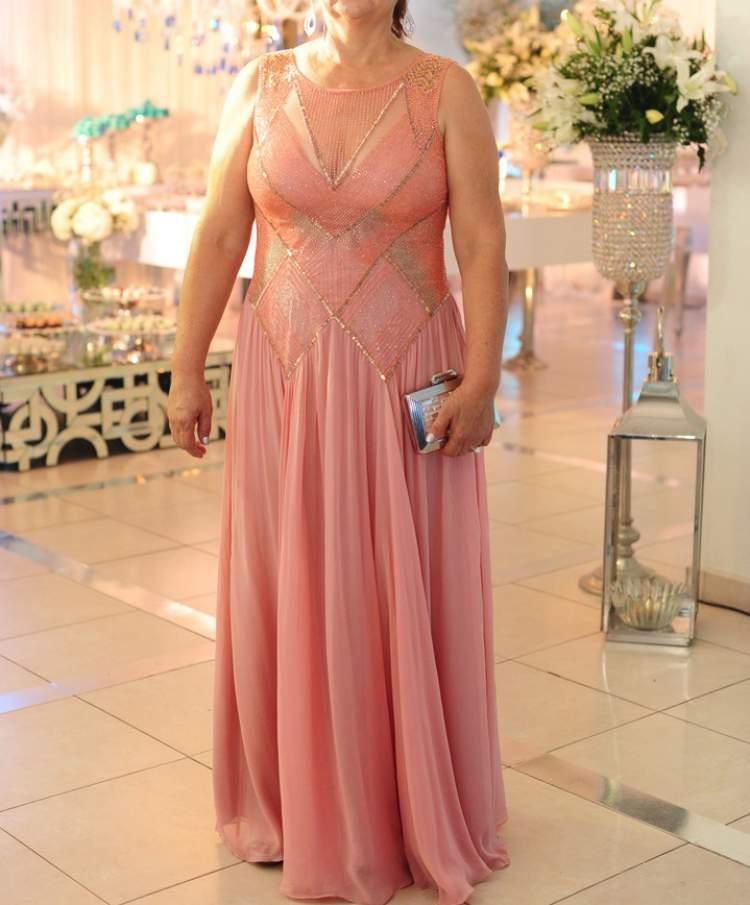 vestido para a mãe do noivo