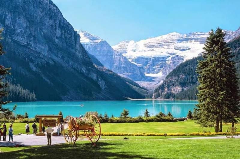 Montanhas Rochosas Canadá