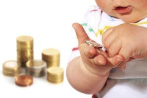 Os 10 principais gastos no primeiro ano do bebê