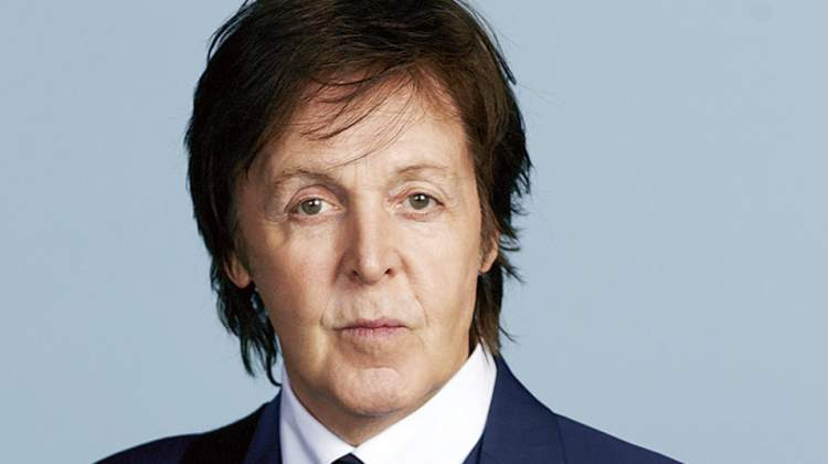 Paul McCartney é vegetariano