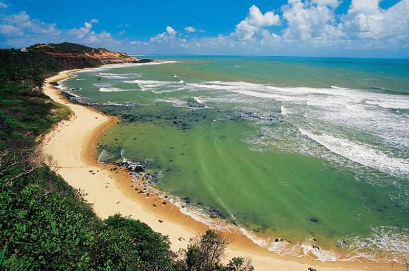Praia do amor em Natal Rio Grande do Norte