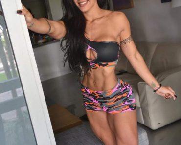 Sue Lasmar mais magra