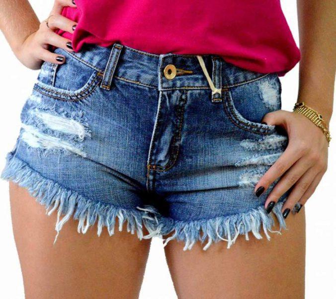 Как сделать из джинс модные шорты своими руками для мальчика