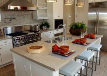 modelo de cozinha americana