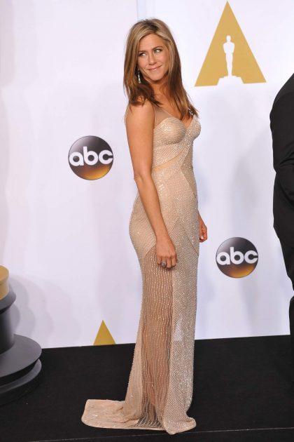 Jennifer Aniston fez a Dieta do Potinho de Papinha de Bebê