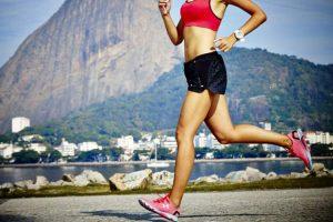 corrida para perder peso
