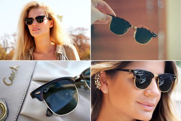 6 óculos de sol que vão salvar seus looks - Site de Beleza e Moda 4a20863a2b