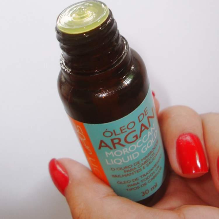 óleo de argan 100% puro