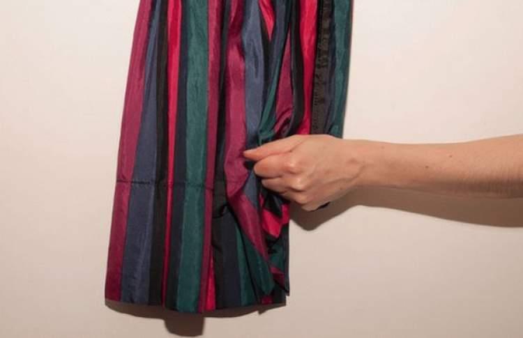teste de qualidade da roupa