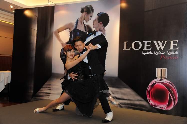 Quizás, Quizás, Quizás, Pasión de Loewe é um dos melhores perfumes para mulheres românticas e apaixonadas