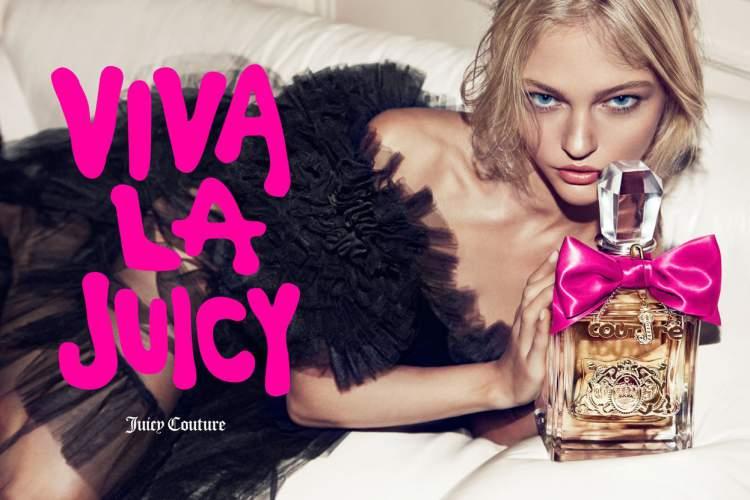 Viva La Juicy de Juicy Couture é um dos melhores perfumes para mulheres românticas