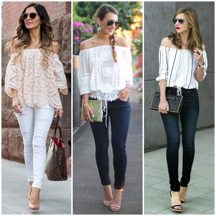 Blusas da moda 2018