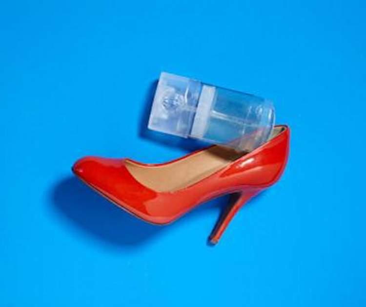 desodorante com gel para evitar bolhas