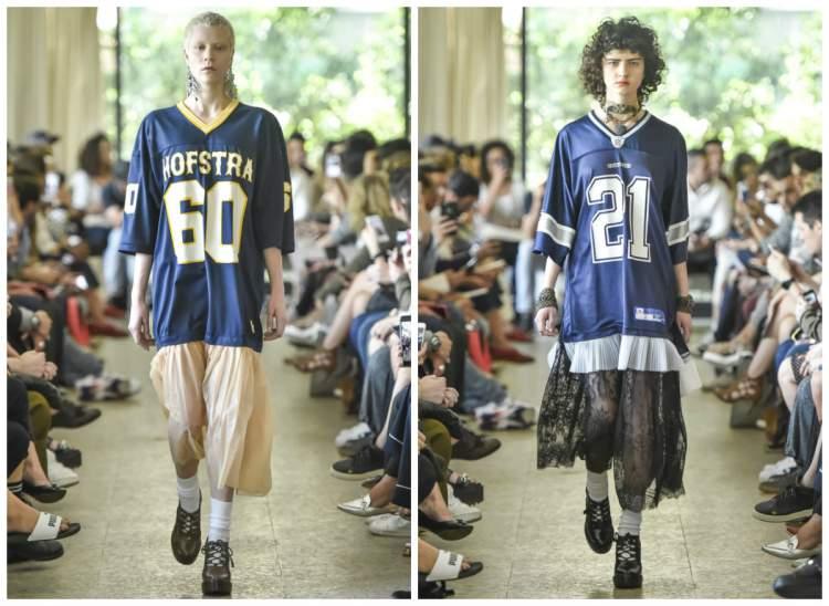 roupa esportiva é uma tendência da moda para 2017