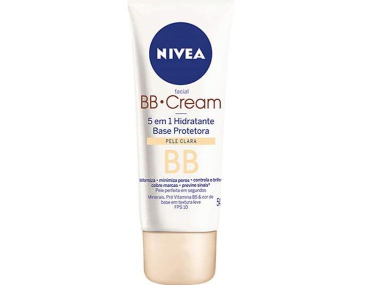 BB Cream Nivea base protetora