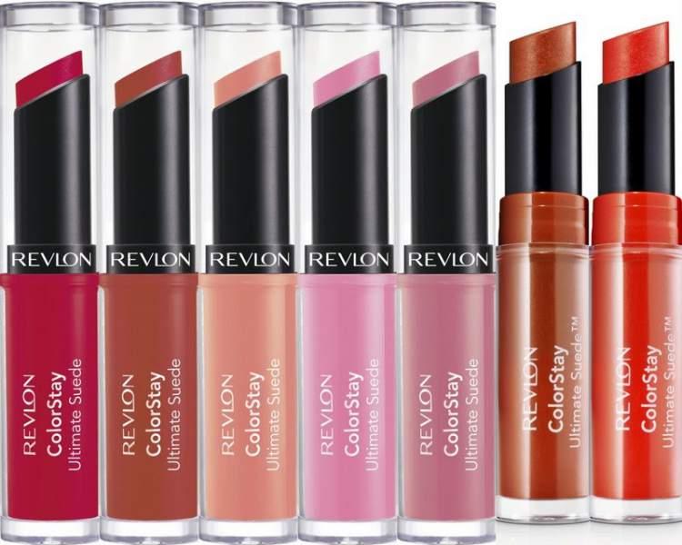 Batom Colorstay Ultimate Suede Lipstick Revlon