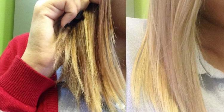 Como recuperar o cabelo danificado