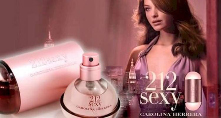 222 Sexy by Carolina Herrera é um dos Perfumes Femininos Importados Mais Vendidos