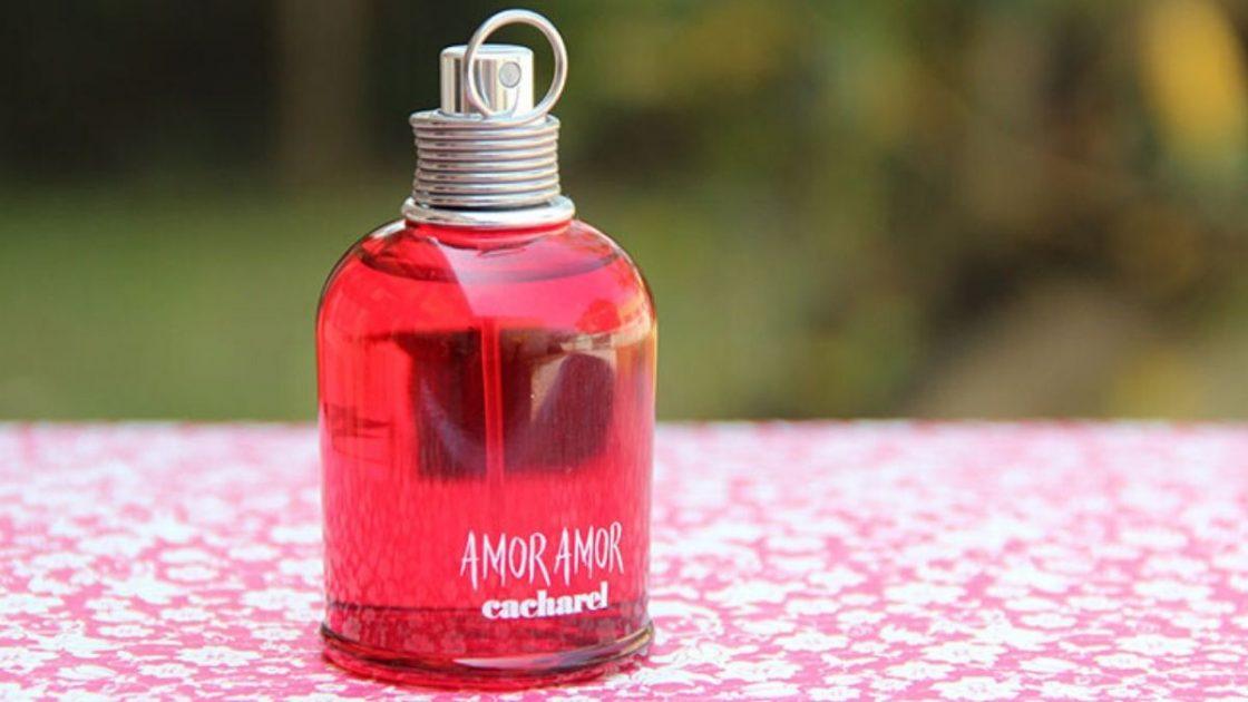 Perfume Amor Amor de Cacharel É Um Dos Perfumes Importados Mais Vendidos no Brasil