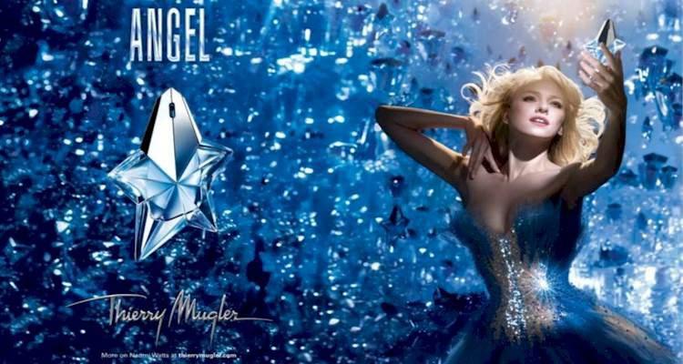 Angel Thierry Mugler é uma das fragrâncias mais vendidas do mundo