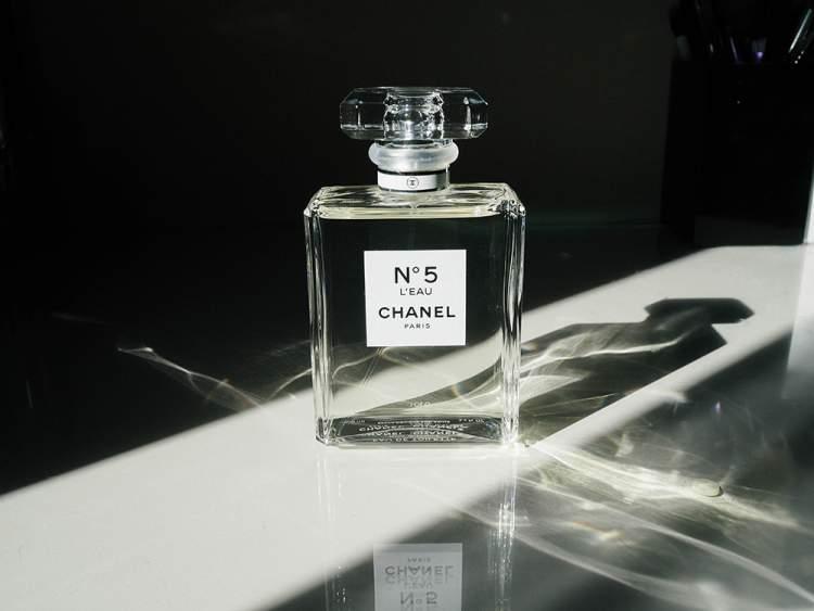 Chanel n° 5 é uma das fragrâncias mais vendidas do mundo