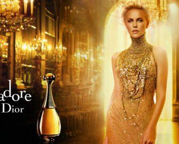 J'Adore Dior está entre as fragrâncias mais vendidas do mundo